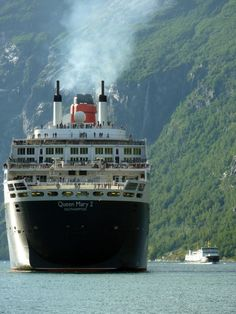 All Aboard the Queen Mary 2