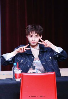 """160507 UP10TION Cheonan Fansigning Wei Cr: uptenXV "" Do not edit"