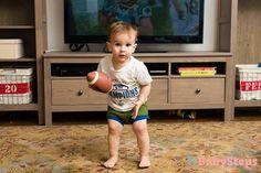 #Desporto #babysteps #atividade #exercício #crianças #bebés