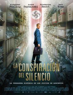 Poster de Im Labyrinth Des Schweigens