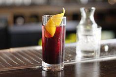 How to Make Burritt Room's Mezcal & Port Ice Cocktail