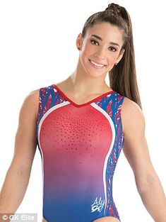 Aly Raisman Tried & True Leotard from GK Gymnastics(Diy Ropa Gym) Gymnastics Suits, Gymnastics Posters, Gymnastics Training, Gymnastics Workout, Gymnastics Girls, Gymnastics Leotards, Gymnastics Clothes, Gymnastics Stuff, Gymnastics Equipment