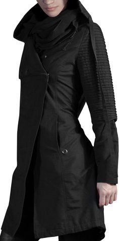 I don't give two hoots about Star Wars, but this Sith Lady Limited Edition jacket by #musterbrand is hot stuff.