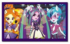 Personaje Aria Blaze Equestria Girls | Juguetes, Videos y Juegos Aria Blaze
