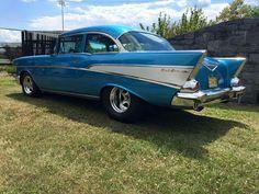 '57 Chevrolet Bel Air