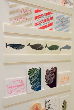 National Stationery Show 2012: Enormous Champion, Crow and Canary   Photo Credit: Oh So Beautiful Paper