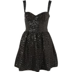 Sequin Strappy Prom Dress (10.060 RUB) ❤ liked on Polyvore featuring dresses, vestidos, short dresses, topshop, sequin mini dress, mini dress, short sequin dress, strappy dress and mini prom dresses
