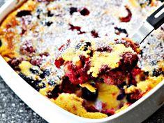 Clafoutis med bær Limousin, Frisk, Beef, Baking, Desserts, Food, Meat, Tailgate Desserts, Deserts