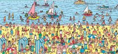 Where's Waldo FB cover