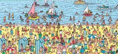 Where's Waldo FB cover