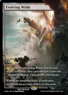 Evolving Wilds Spill proxy