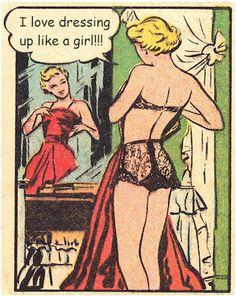 Femme Dressing