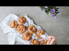 Vegan Cinnamon Buns - Recipe + Video - The Barefoot Housewife