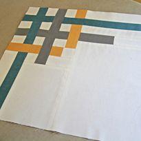 Modern Block of the Month (BOM) ~ February Sew-Along