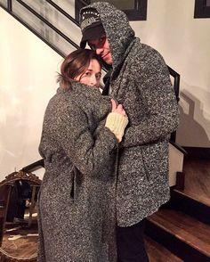 Marina Squerciati & Patrick John Flueger