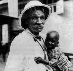 Albert Schweitzer - to have the courage of one's convictions