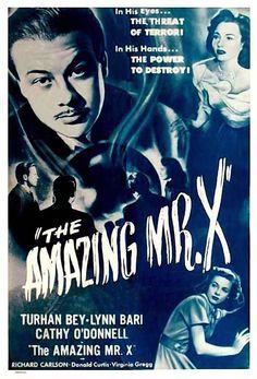 The Amazing Mr. X 1948
