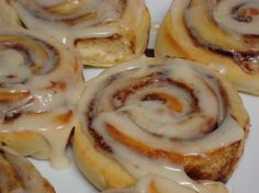 I have tried countless recipes for Cinnamon Rolls trying to find the perfect recipe. This is it!! I cant ever make enough of these at home! They are so easy to make too - dont you just love bread machines!