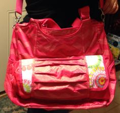 Thirty-One All-Pro Tote with an About Town Blanket - perfect for a family outing, trip to a game, or going to the park
