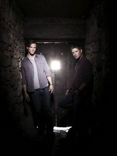 Supernatural poster Metal Sign Wall Art 8in x 12in