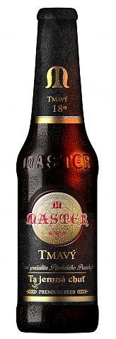 MASTER 18 TMAVÝ 0.33L | e-shop La-Vin.cz