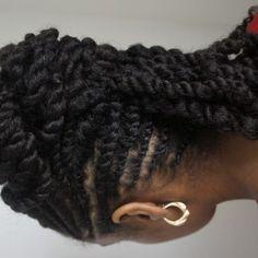 Holiday Natural Hair Styles | Natural Hair Rules!!!