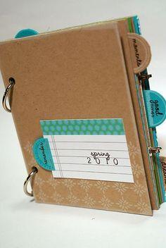 Another cute mini book...