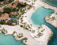 Baoase Resort Curacao.   Design by Roel van Heeswijk