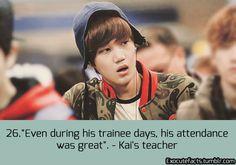 EXO FACT NO.26