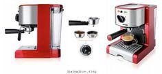Mini Moka CM-1637 - Cafetera - Opinión Espresso Machine, Coffee Maker, Kitchen Appliances, Mini, Coffee Machines, Lets Go, Espresso Maker, Diy Kitchen Appliances, Home Appliances