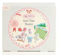 Buy the Emily Button™ Story Time Theatre Game from Marks and Spencer's range. Theatre Games, Nike Store, S Stories, Story Time, Kids Toys, Characters, Button, Products, Childhood Toys