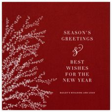Holiday Cards & Invitations @ PaperlessPost.com