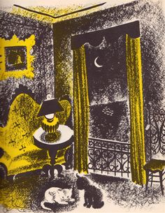 Night and Day - written by Margaret Wise Brown, illustrated by Leonard Weisgard (1942).