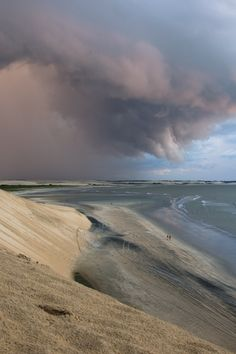 Storm on the coast of Brazil - Sylvain Bourdos
