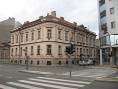 The corner of Njegoš and Jovan Subotić street.