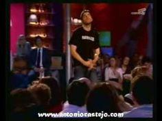 """Nacho García: """"Frikis"""" 3de3"""