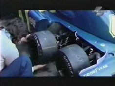 1976-1977 Formula 1 - Tyrrell P34 Six Wheeler Tribute - YouTube