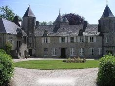 Chateau Flotemanville - Basse-Normandy