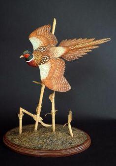 Tom Ahern Bird Sculpture, Bethlehem, PA