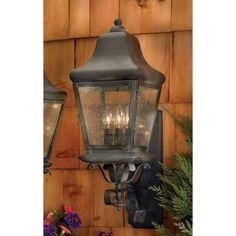 Artistic Lighting Belmont Vintage Wall Lantern AL-5311