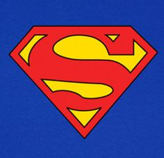 super man t,shirt size large on eBay!