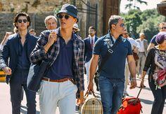 Street Style: Tommy Ton Shoots Pitti Uomo