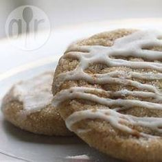 Biscuits moelleux et tendres au gingembre @ qc.allrecipes.ca