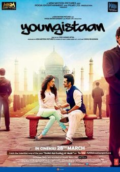 #Youngistaan is Syed Ahmad Afzal's directorial debut. Just so that you know!