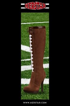 Can someone tell me where to get these boots? On my want list! Auburn Football, Patriots Football, Football Boots, Lsu, Football Coach Wife, Footballers Wives, Coaches Wife, Broncos Fans, Shoe Boots