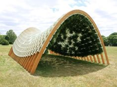Living Pavilion  Governor's Island, NY