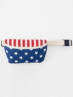 Houston Texans Striped Fanny Pack