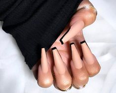 Etsy :: Your place to buy and sell all things handmade Best Acrylic Nails, Summer Acrylic Nails, Coffin Nails Designs Summer, Classy Acrylic Nails, Coffin Shape Nails, Coffin Nails Long, Stylish Nails, Trendy Nails, Tapered Square Nails