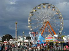 A Fair by Day by scampion, via Flickr