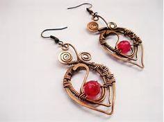 Resultado de imagem para Copper Wire Jewelry
